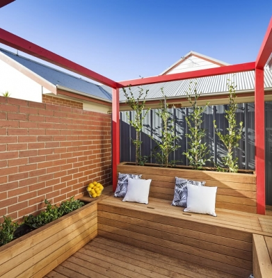 Roof Top Garden – Port Melbourne